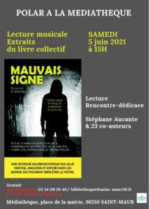 "Ecriture collective:   ""Mauvais signe"""